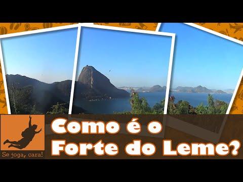 COMO CHEGAR AO FORTE DO LEME - Rio de Janeiro