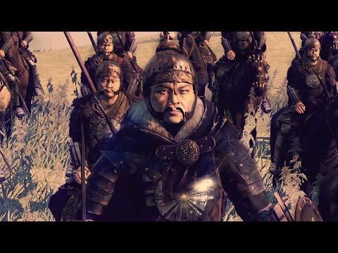 1000 Huns vs 2000 Falxmen Attila Total War