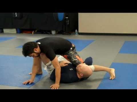 jay-jitsu BJJ: No GI- Butterfly Guard series - X Guard, Kneebar, calf crush, back take, choke Image 1