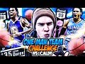 NBA 2K17 MYTEAM 1 MAN TEAM CHALLENGE GAMEPLAY VS CALDYGAMING! DURANT GOES OFF FOR 93 PTS! -