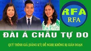 Tin Tức Thời Sự Ngày 20/3/2018 | Đài Tiếng Nói Á Châu Tự Do | Phát Thanh Tiếng Việt