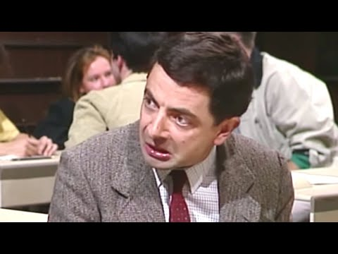 Mr Bean | Episode 1 | Widescreen Version | Classic Mr Bean