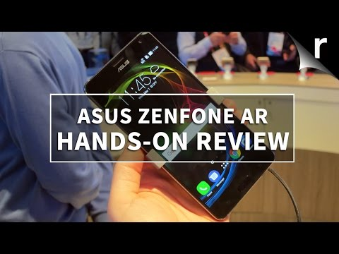 Asus Zenfone AR hands-on review: All the realities!