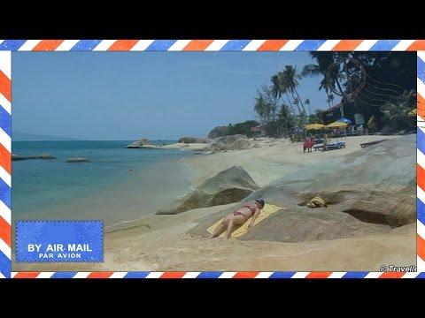 Lamai Beach in Koh Samui, Thailand - Koh Samui attractions & sightseeing - Top beaches on Ko Samui