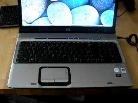 HP Pavilion dv9000 review