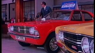Ford Cortina Dealership Training Film