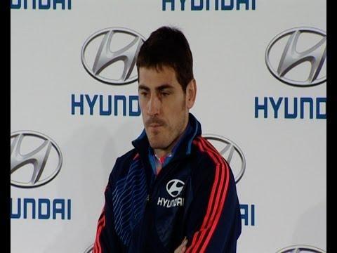 """Casillas declara que el Real Madrid """"es su vida"""""""