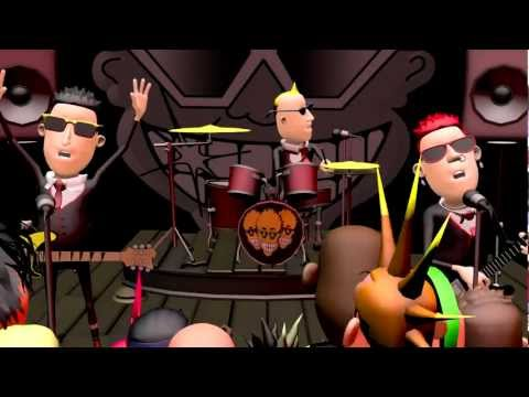 THE TOY DOLLS - DECCA'S DRINKIN DILEMMA - MUVIZU