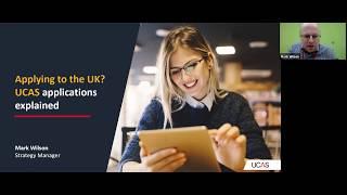 Understanding UCAS: How to Support Students Applying to UK Universities with Mark Wilson