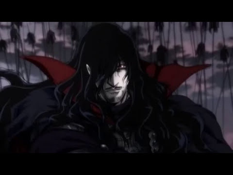 Alucard x seras the best moment ever! (English dub)