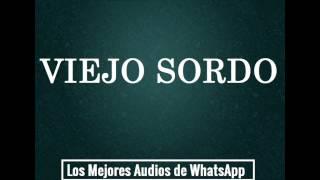VIEJO SORDO - Los Mejores Audios De WhatsApp