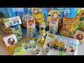 Minions Movie Bob Kevin Stu Surprise Set Toys Collections 迷你小兵 mp3