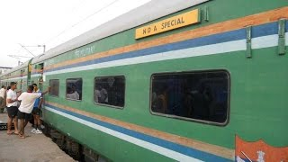 NDA( National Defence Academy) Special Train