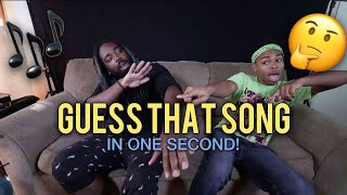 Guess That Song (In 1 Second) w/@DangMattSmith