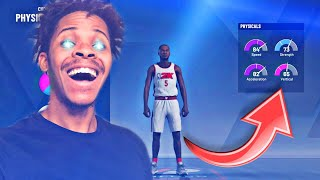 NBA 2K20  BEST OFFENSIVE THREAT BUILD AFTER PATCH -NBA 2K20 BEST ALL AROUND  GUARD BUILD