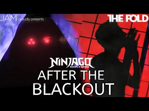 Lego Ninjago after The Blackout Official Music Video video