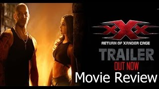 XXX: Return Of The Xander Cage'(Tamil) Movie Review By Tamil Cinema   Vin Diesel, Deepika Padukone