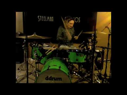 Underoath - Writing On The Walls DRUM COVER *GREAT AUDIO* Music Videos