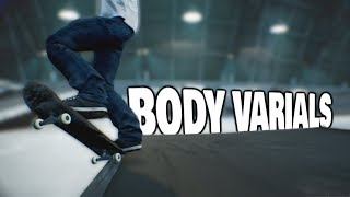 download musica SESSION: Crazy Body Varial Tricks