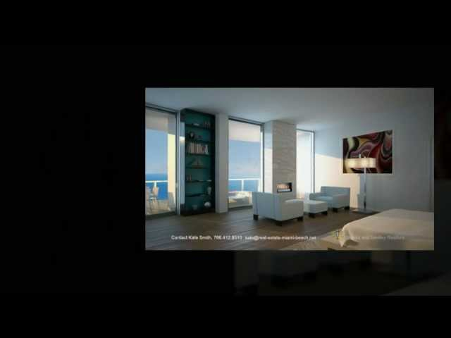 Porsche Design Tower 786-412-8510; miami-beach-house.com