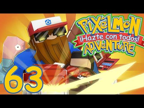 2 LEGENDARIO!! MOLTRES!!|EP:63| PIXELMON ADVENTURE: HAZTE CON TODOS