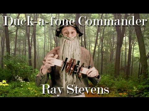 The Duck-a-fone Commander By Ray Stevens video