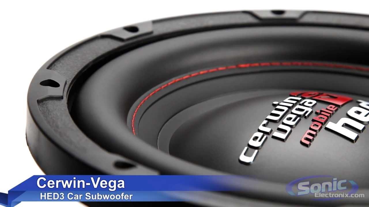 Cerwin Vega Car Speakers Cerwin-vega Hed3 Car