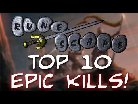 Runescape 2007: Top 10 Epic Kills - Week #3