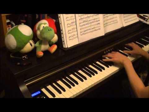 AKB0048 OP - KIbou ni Tsuite piano cover (Animenzzz)