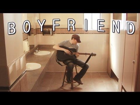Boyfriend - Justin Bieber cover (Believe acoustic)