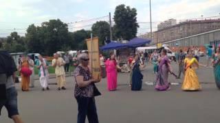 hore krishna hore ram (Russian)