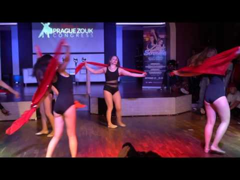 00091 PZC2017 Girls Group in Students Performances by TBT ~ video by Zouk Soul