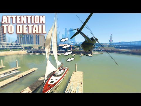 GTA V - Attention to Detail [Part 6]