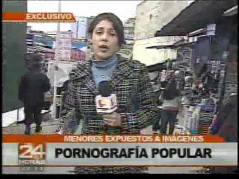 """Venden video de Dorita y pornografía de menores en centro comercial """"El Hueco"""""""