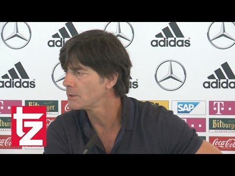 EM-Hammer: Bundestrainer Joachim Löw lässt Marco Reus zu Hause
