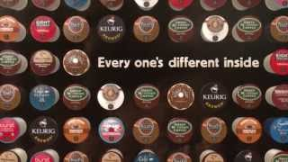 Green Mountain Coffee Roasters :: Every one's different inside