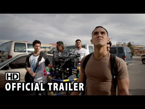 SPARE PARTS Official Trailer (2015)