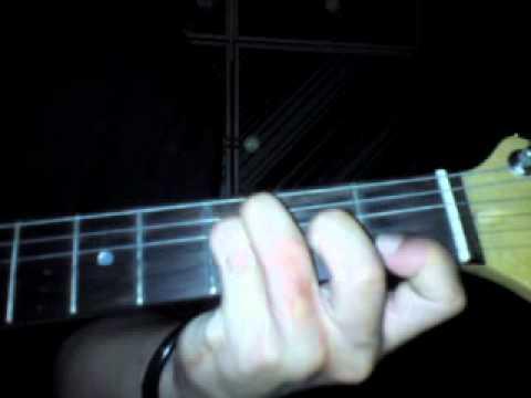 Aku Guitar Chord Aku Nemu Guitar Chord