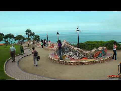 Peru - Lima part 1 - South America part 43 - Travel video HD