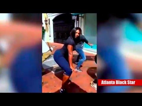 New Serena Williams Twerk Video Breaks the Internet