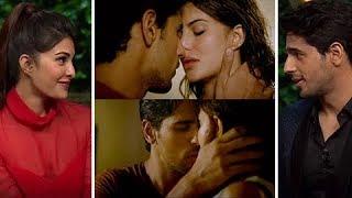 Jacqueline Fernandez - Sidharth Malhotra REACT On The Hot Chemistry In Laagi Na Choote