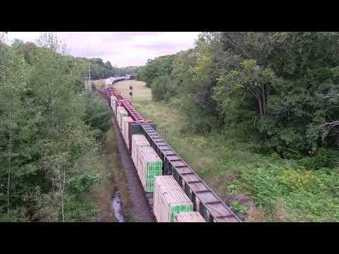 CN 2539 at Falding (17SEP2014)