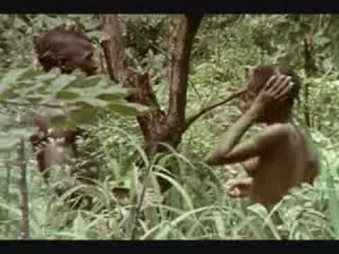 African Tribe dances circumcision hunting death  6/9