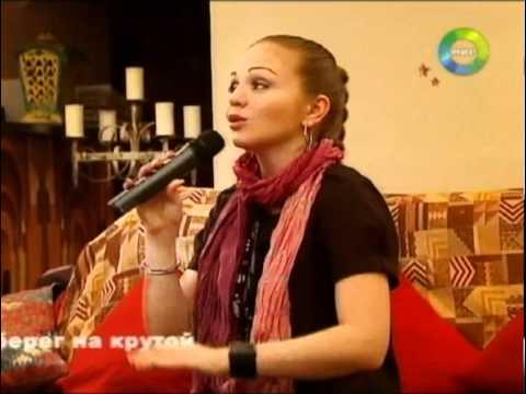 """Марина Девятова на программе """"Хит Экспресс"""""""