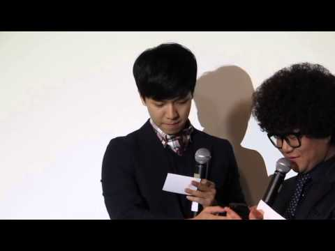 14.03.14 WMP White Day Date Fancam 7 - Lee Seung Gi