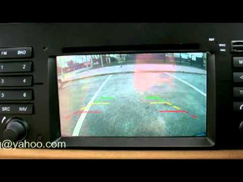 driving reversing test 480tvl sony ccd car camera with. Black Bedroom Furniture Sets. Home Design Ideas
