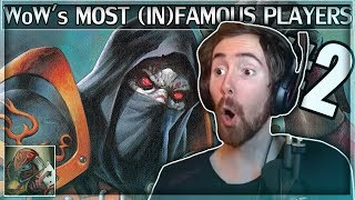 "Asmongold Reacts to ""World of Warcraft's Most Famous & Infamous Players Part 2"" by MadSeasonShow"