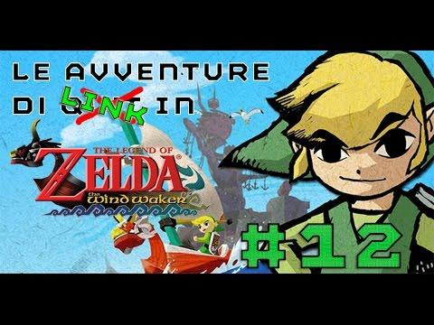 Tentacle Rape - Legend Of Zelda Wind Waker - Ep 012 video