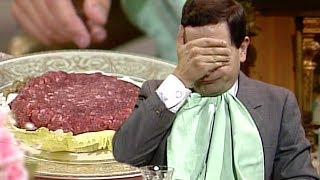 Bean vs. Food | Funny Clips | Mr Bean Official