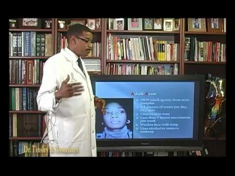 www.IforBeauty.net - Flawless by Dr. Tinsley - Explanation for Adult Acne